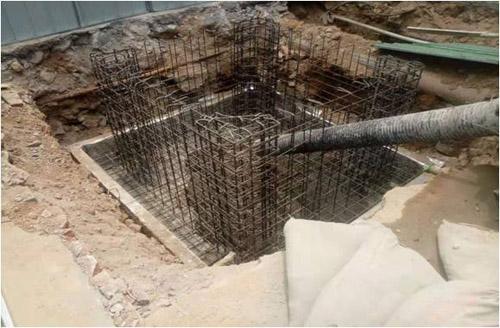 标准化基础施工