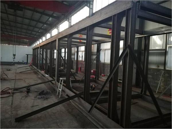 钢结构贝博app体育贝博网生产供应